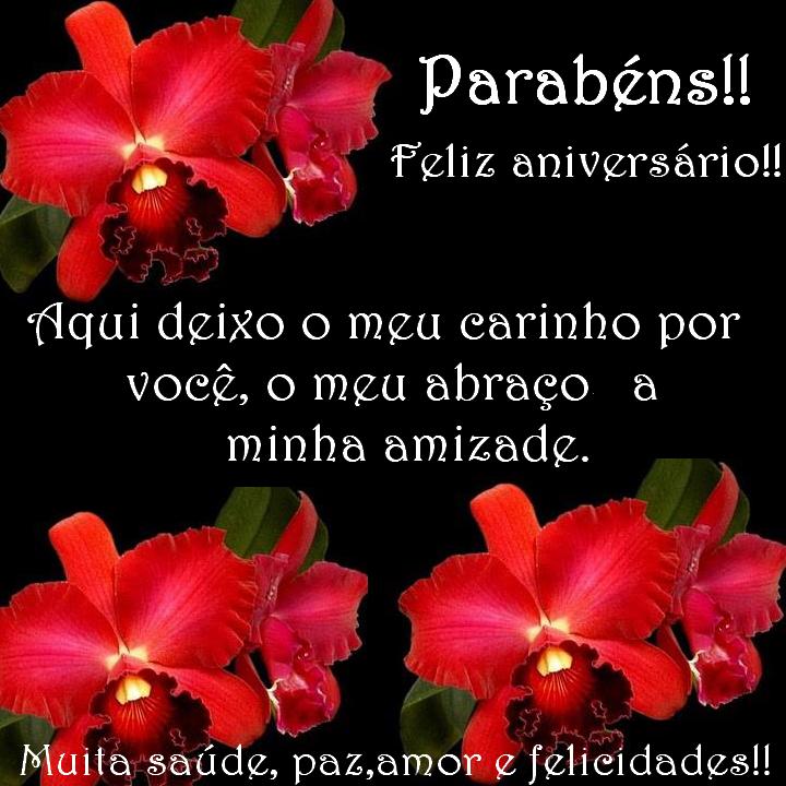 Parabéns!! Feliz Aniversário!!