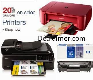 Printers upto 40% off