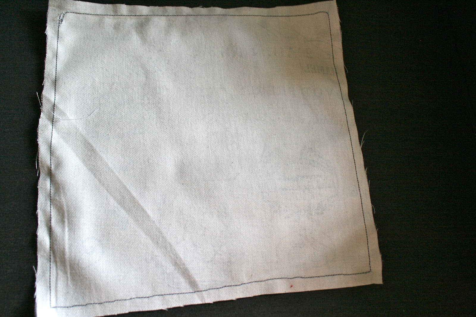 how to cut circular holes in fabric