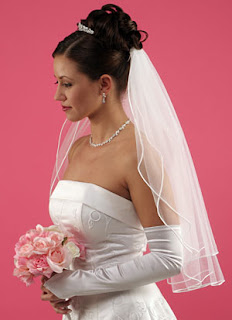davids bridal wedding veils