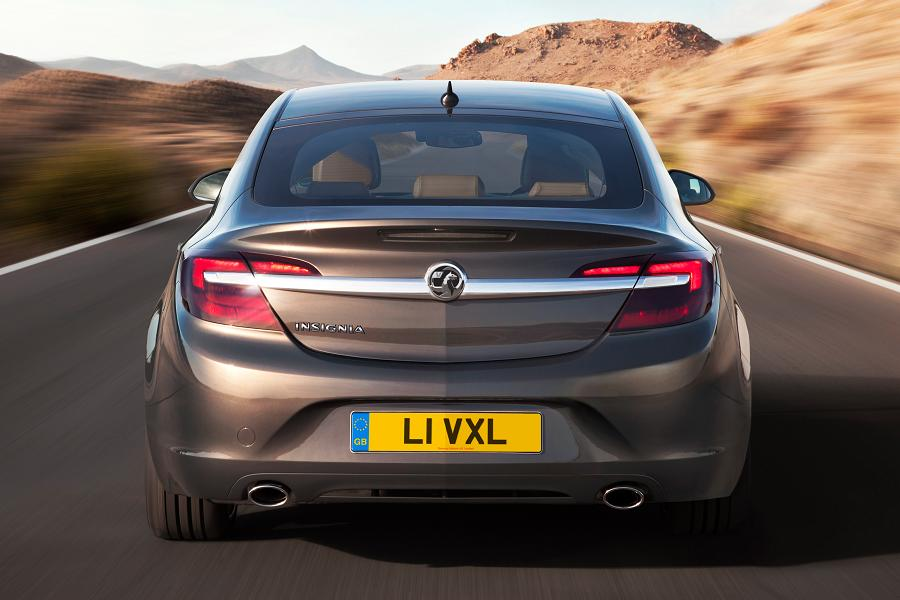 Vauxhall Insignia Facelift 2014 | Autos Weblog
