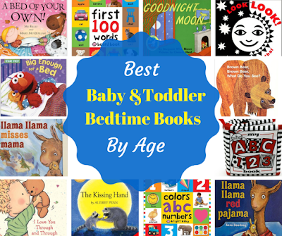 best bedtime books for babies and toddlers