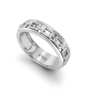 latinum ring for men