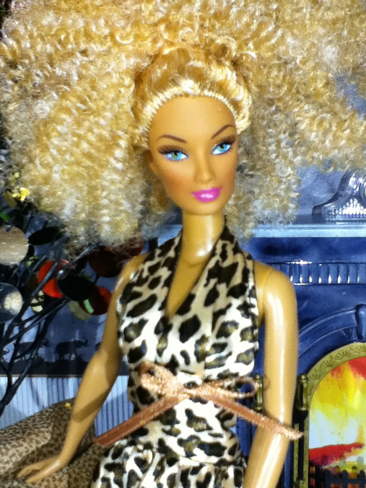 Limbe Dolls Fashion Madness Orange Blossom