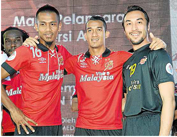 The Red Warriors calon pilihan juara Liga Super