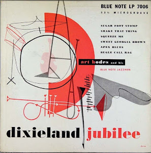 Cover Dixieland Jubilee