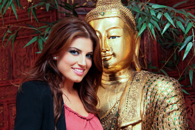 Miss Universe 2011 at Buddha Spa - Photo Gallery