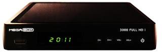 azbox - AZBOX BRAVISSIMO/MOOZCA EM MEGABOX 3000 MEGABOX-3000-HD-