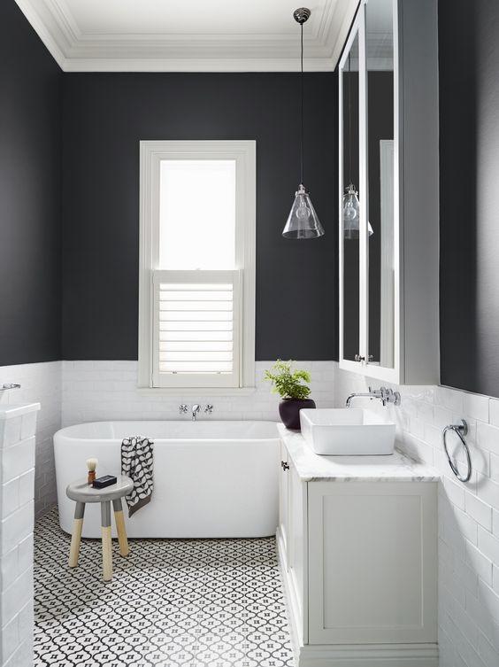 Qué encanto!: cuartos de baño encantadores