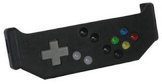 GameGripper gamepad accessory now supports Samsung Epic 4G