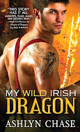 My Wild Irish Dragon Excerpt & Giveaway