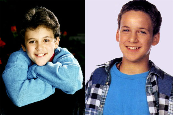 Fred Savage  The Wonder Years  and his little brother Ben Savage  Boy    Ben And Fred Savage 2013