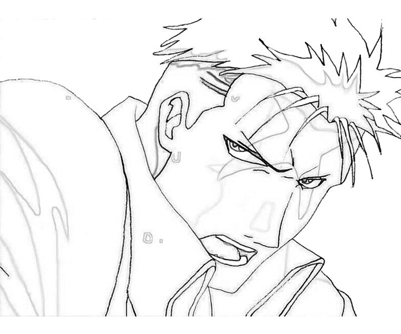 Scar fma face jozztweet for Scar coloring page