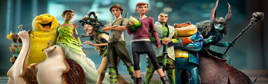 Watch Epic Movie Online & Download Animation/Adventure Movie