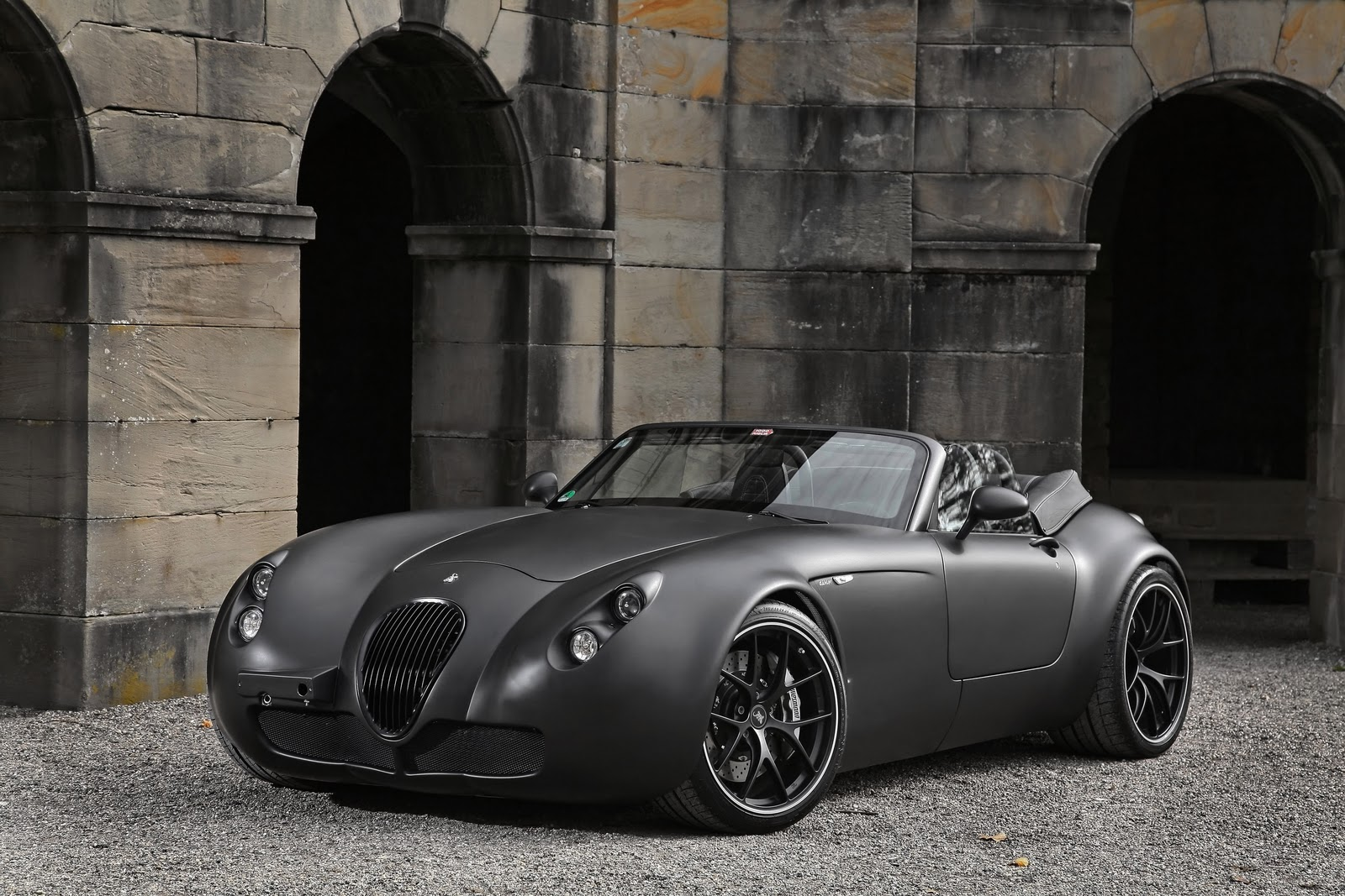 Wiesmann Black Bat Car | Automobile For Life