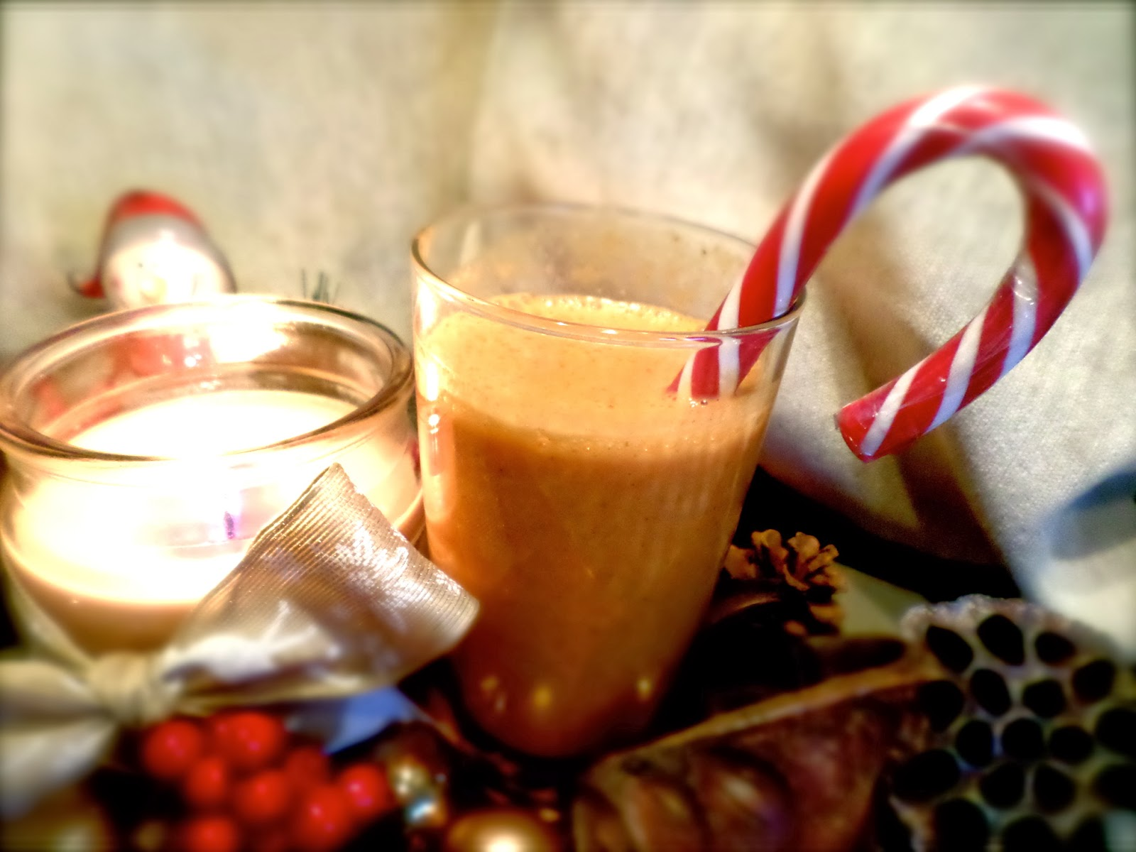 christmas smoothie recipe with youtube tutorial pure. Black Bedroom Furniture Sets. Home Design Ideas
