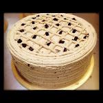 CHUNKY PRUNE CAKE