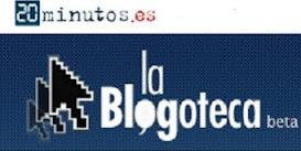 12:45pm inscrito en La Blogoteca de  20 Minutos