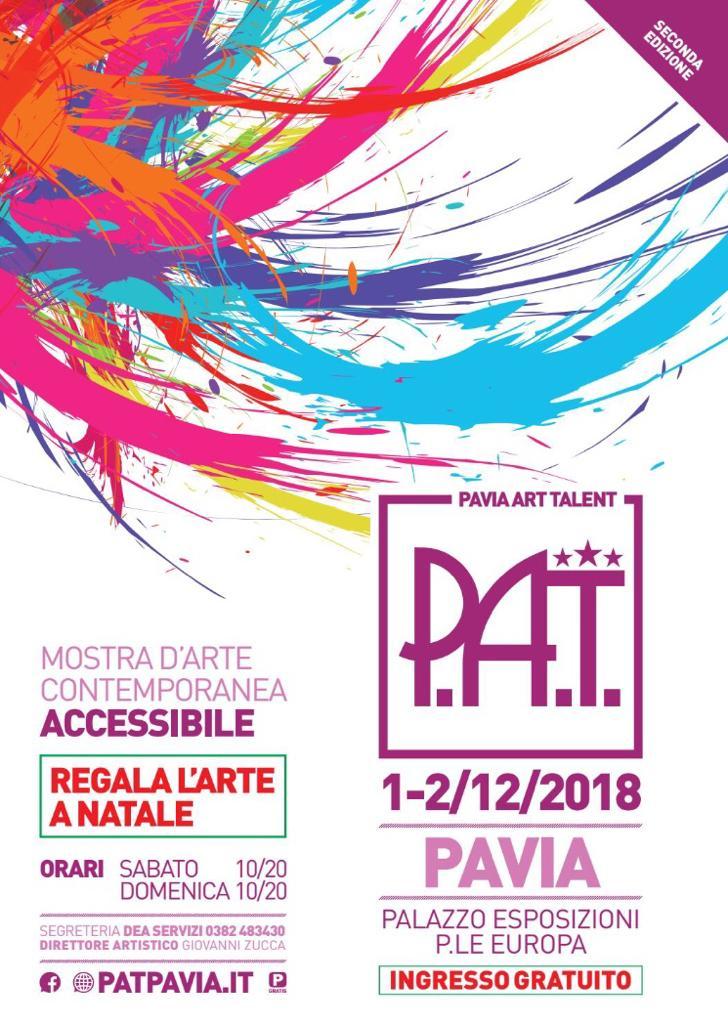 PAVIA ART TALENT 1-2 /12/2018