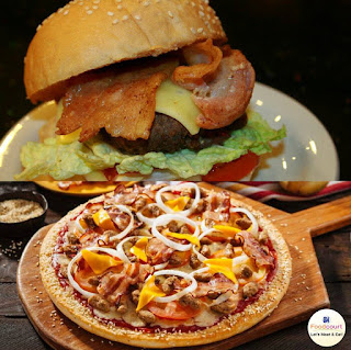 Burger or Pizza