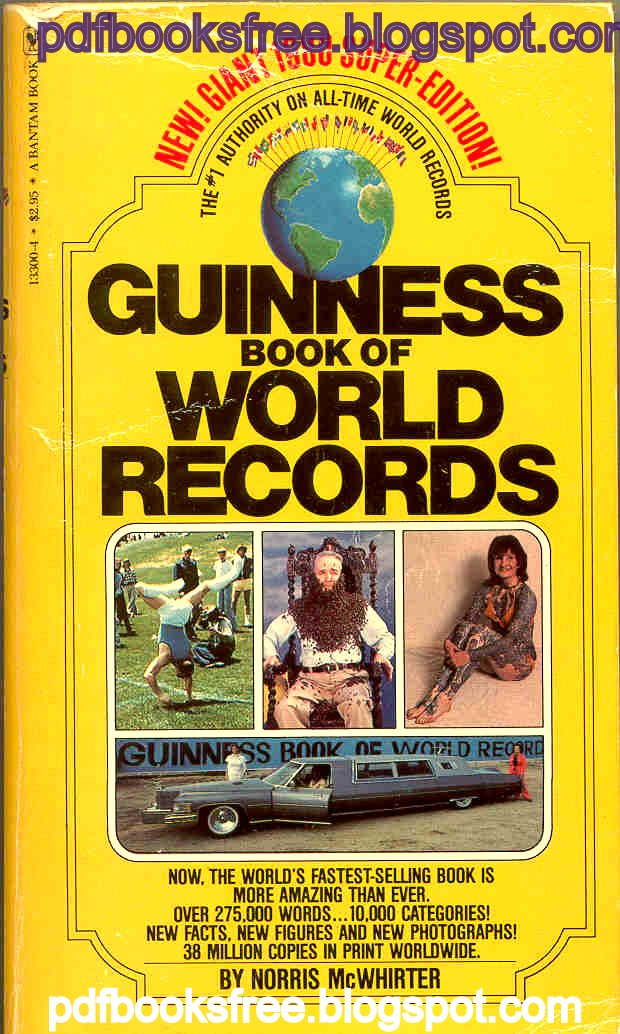 guiness book of adult records