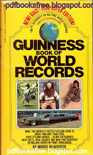 Guinness Book of World Records pdf free downloads 