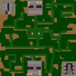 DotA Ai Maps, DotA Allstars, Creep Leveling