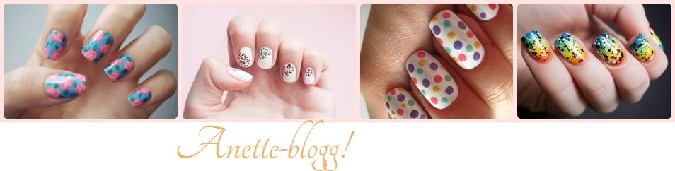 Anette-blogg