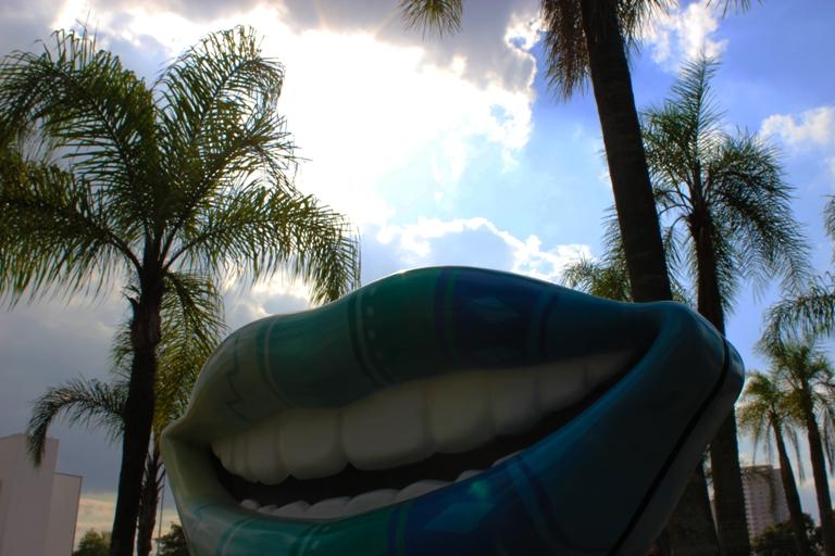 colgate, sorriso para todos, memorial da america latina, projeto de cultura