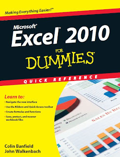 Microsoft Excel 2010 For Dummies - Quick Reference