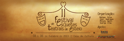 Festival Esquetes Teatrais Esteio