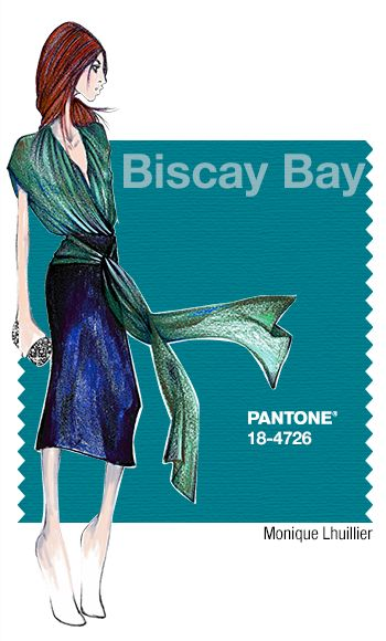 Biscay Bay Pantone