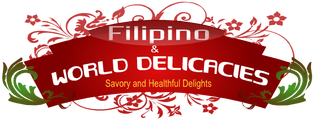 Filipino and World Delicacies