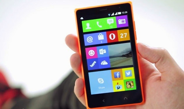 Microsoft Launches Android-Powered Nokia Handset
