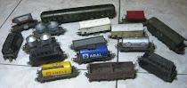 Serombongan Miniatur Kereta Api Legendaris Marklin Jerman