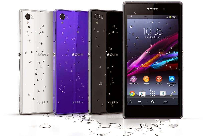Gambar Sony Xperia Z1