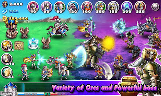 Empire VS Orcs Apk Android