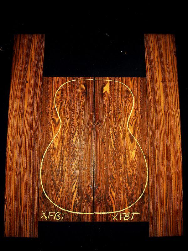 Bocote Guitar Wood Guitar Wood Bocote