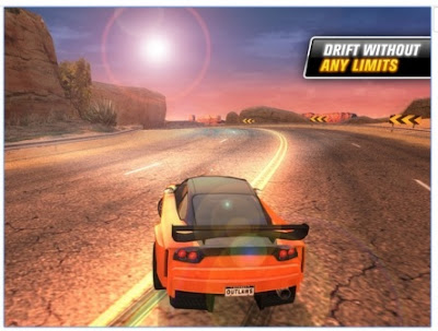 Game Balap Mobil Android Drift Mania Street Outlaws MOD APK