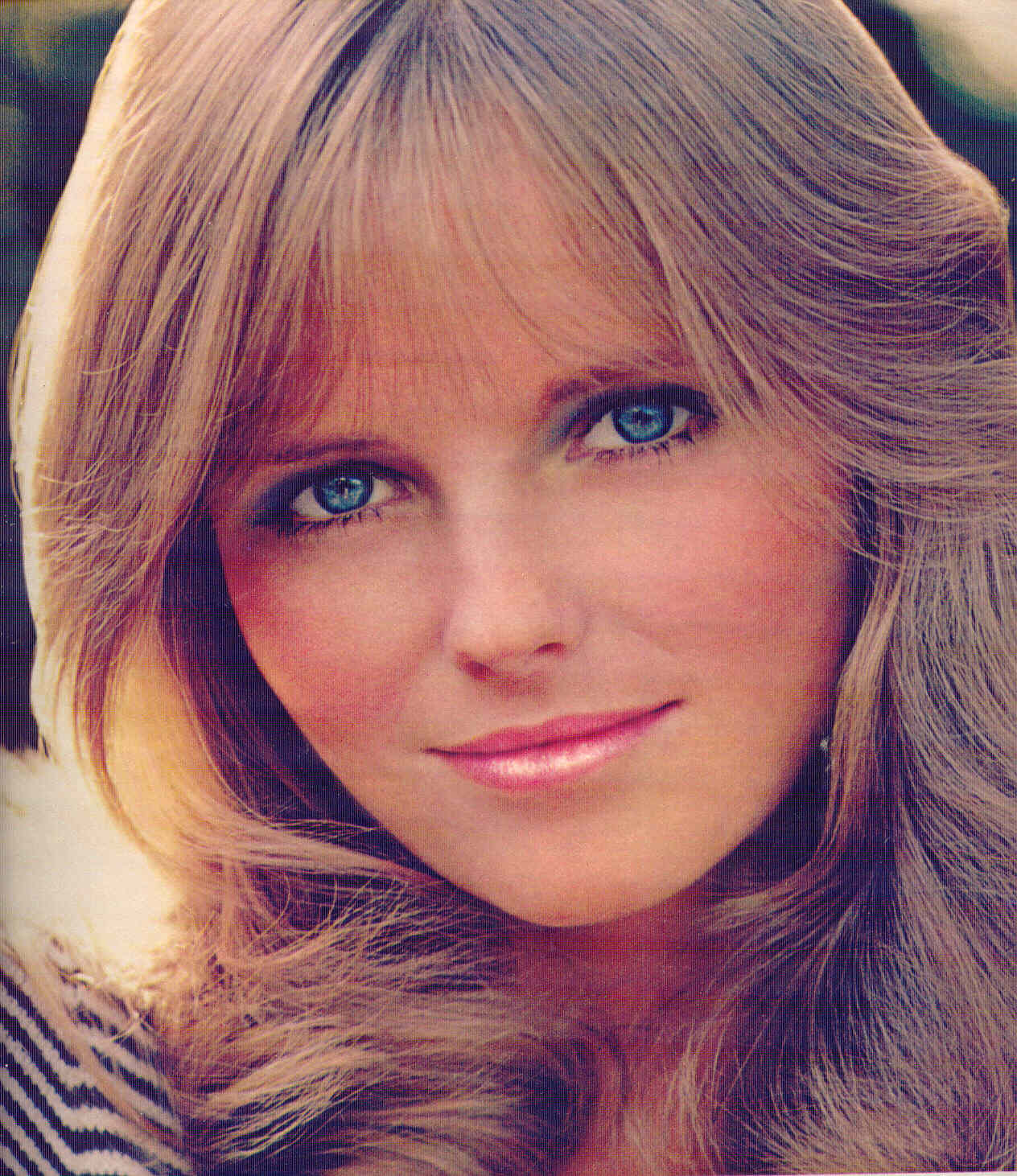 gold country girls: Models From The 70's - Cheryl Tiegs