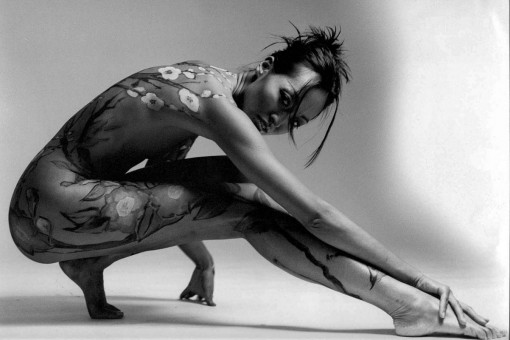 Guido Daniele. Handimals & bodypainting