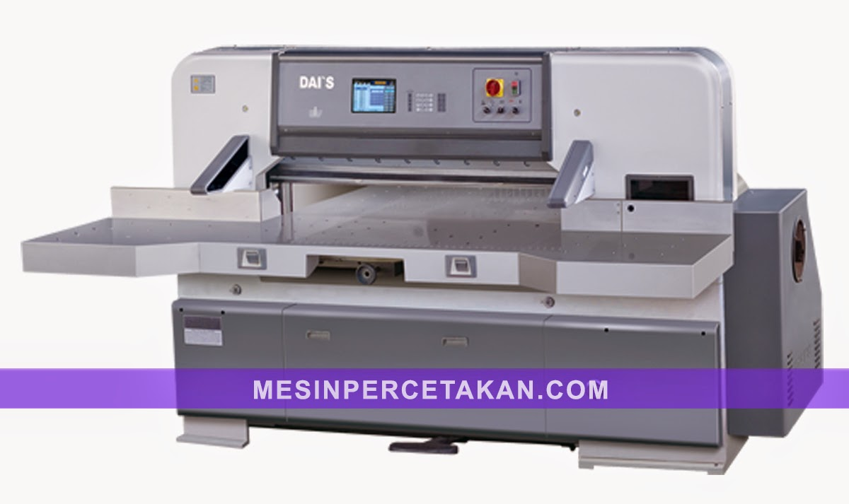 DAIS QZK 920MS-Paper Cutter Machine