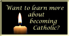Are you thinking about becoming a Catholic?