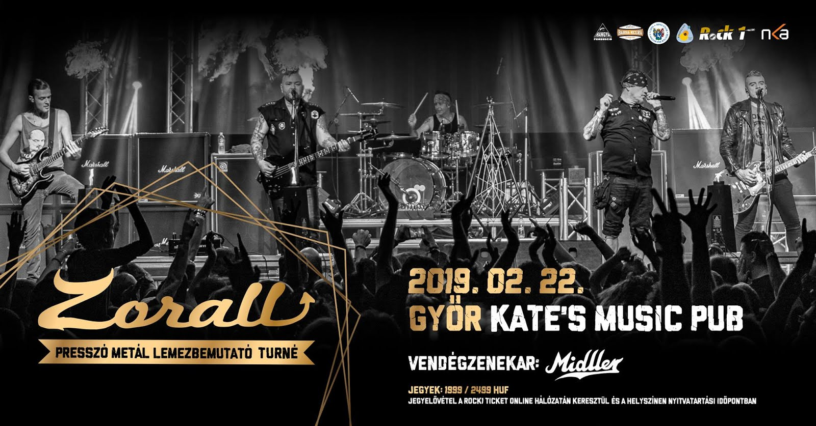 Kate's Music Pub, Győr