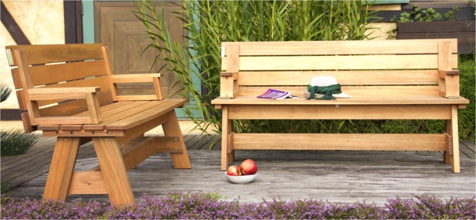 banco de jardim mesa:Móveis, jardins e bons momentos! O Blog da Mão & Formão.: Conjunto