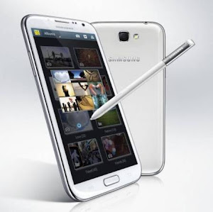 Samsung galaxy note II harga dan spesifikasi