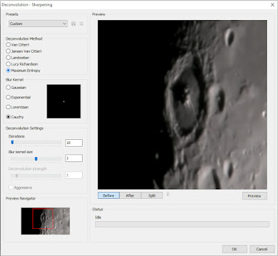 Enhancing Astrophotography pictures with Astra Image 4.0