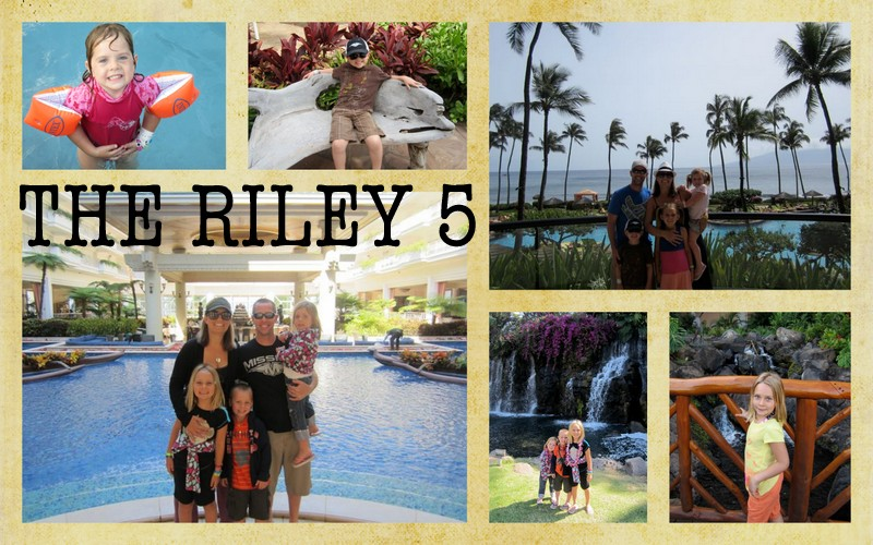 The Riley 5
