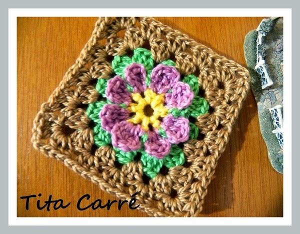 Square com flor 3D  e a poesia de flor dos Titãs