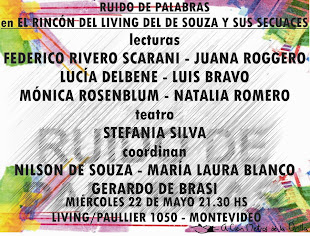 Mircoles 22 de mayo, Montevideo (Uruguay)